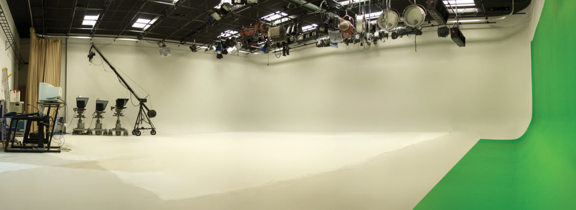 Wide photo of MediaMix Studio A
