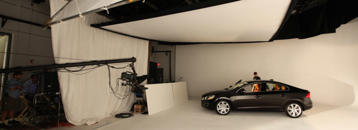 Volvo North America in Studio A