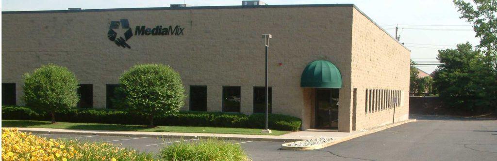 Exterior photo of MediaMix Studios