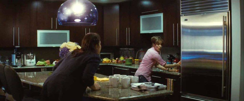 Still image of MediaMix Studios Kitchen Set from the film Morning Glory with Rachel McAdams