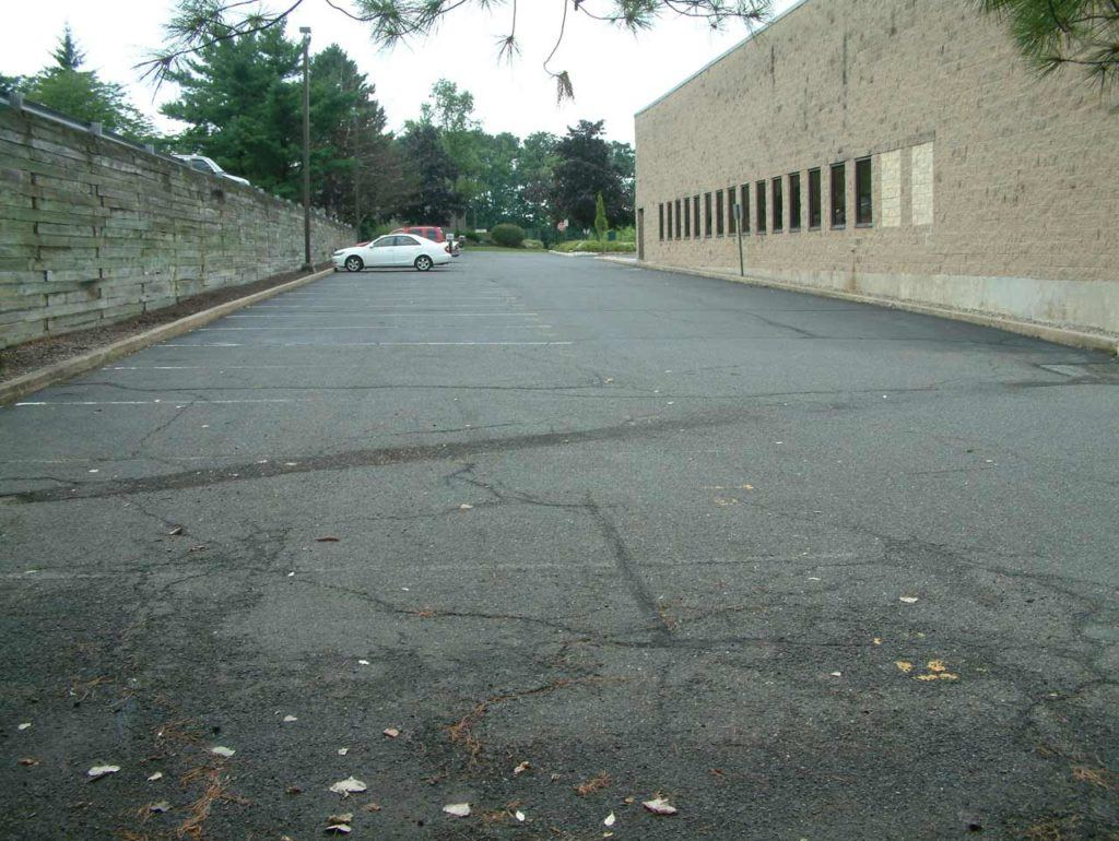Photo of parking lot at MediaMix Studios